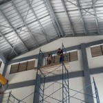 Bridge Crane Installation