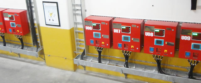 Fire Protection Systems (Turnkey)
